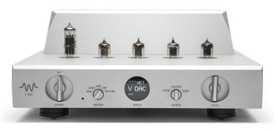 Waversa DAC und Streaming Player WVDAC MK2 Front