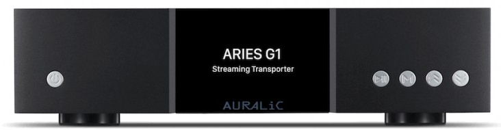 auralic aries g1 streaming bridge front