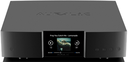 auralic aries g2 streaming bridge