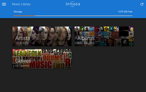2.6.1.b music library