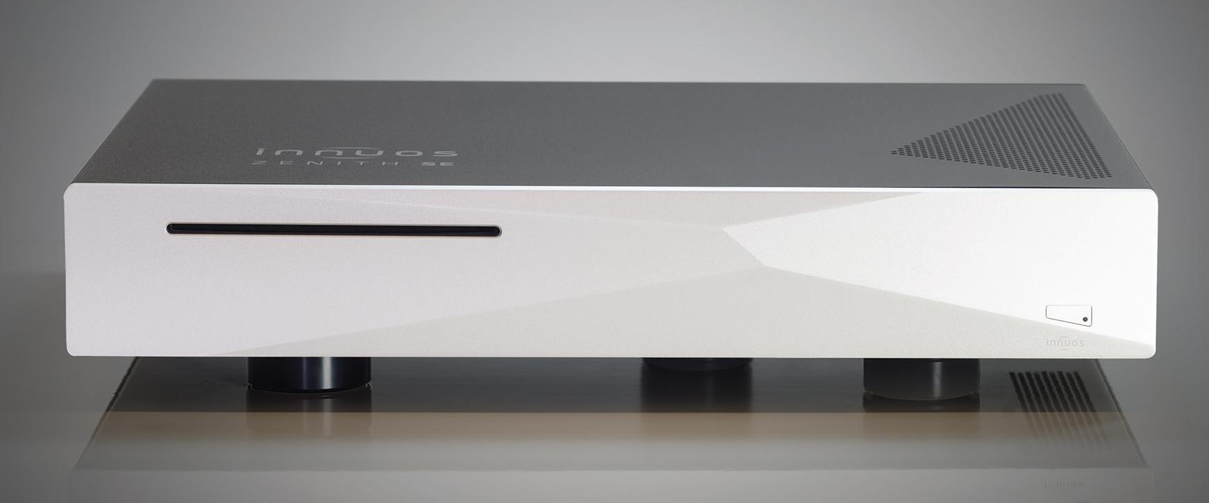 Innuos zenith special edition musikserver front